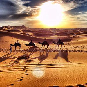 Március 19-29. Marokkó